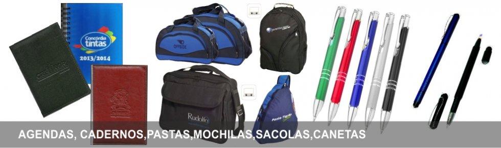 Agendas,Cadernos,Pastas,Mochilas,Sacolas